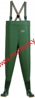 Prsačky GRAND CHEST WADERS 3192 zelené