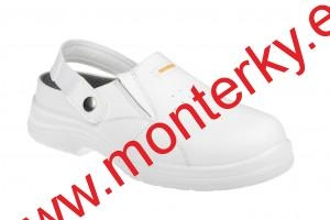 Pantofle BNN WHITE OB Slipper Z30082