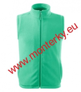 Vesta fleece unisex NEXT 518,mátová 95